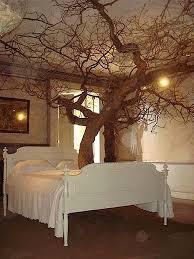 Fairytale Bedroom.Trees Room, Trees Beds, Bedrooms Design, Trees .