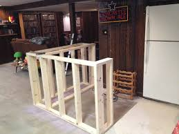 How To Build An Indoor Bar