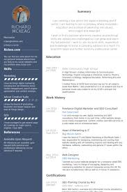 Web Designer Resume Stunning Web Designer Resume Samples VisualCV Resume Samples Database