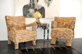 wine cork furniture