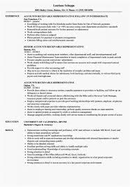Accounts Payable Resume Examples Most Desirable Accounts Receivable Resume Sample You Are