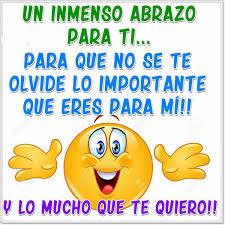 Con Abrazos... Images?q=tbn:ANd9GcQ22s-OR1EM0Y65n6A19h2MTIY0jhvIMJurEFp8UXA8jMTnSQUf