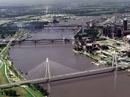 Lower Mississippi River Charts Inland Electronic Navigational Charts