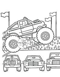 Free Truck Coloring Pages Construction Trucks Coloring Pages Ford