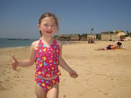 Nude beach young girl picture
