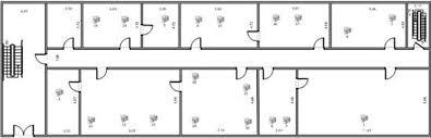 Постановка задачи дипломного проектирования Анализ предпроектной  Рис 1 3 План 3 го этажа