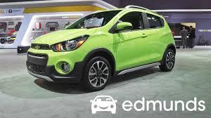 2017 Chevrolet Spark Review | Features Rundown | Edmunds - YouTube