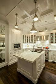 Kitchen Dark Quartz Countertops Black Pearl Granite White