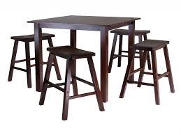 parkland 5 piece square pub high top kitchen table sets inspirational com winsome s