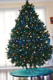20 Amazing Christmas Tree Decoration Ideas U0026 Tutorials  HativeBlue Christmas Tree Ideas