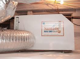 sante fe dehumidifier. Closed / Encapsulated Crawlspace With Dehumidifier Sante Fe