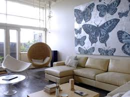 Small Picture butterfly wall interior paint design
