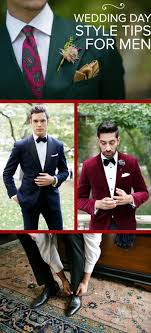 894 best weddings images on pinterest marriage, wedding dressses Wedding Attire By Time man of the moment how to help your groom step up his style game wedding groomwedding attirewedding wedding attire by time of day