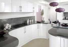 White Gloss Kitchen Hinton Interiors Kitchens Bedrooms Bathrooms Lighting Wallpapers