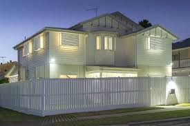 home lighting techniques. Bright Lights Illuminate A White 2-story Home Lighting Techniques