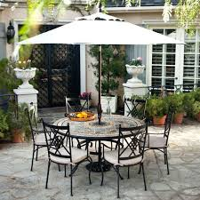 Wrought Iron Patio Dining Table And Chairs Ptio Tble Nd Chirs Blck