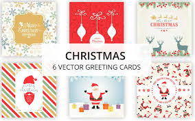 34 Christmas Card Templates Designs For 2017 Envato