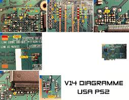 slim ps2 v14 not booting all the time black screen the board i have is gh 041 14 but looking through install diagrams it seems to be a little different and this perticular one which says unknown on the site