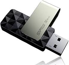 <b>Silicon</b> Power 32GB-<b>USB</b> 3.0 <b>Flash Drive</b>, Blaze B30: Amazon.ca ...