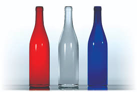 Decorative Colored Glass Bottles 100 Ways to reuse Glass Bottles as Crafts Themocracy 19
