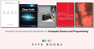 Starting Out With Programming Logic And Design 3rd Edition Pdf The Best Books On Computer Science And Programming Five