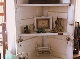 awesome corner cabinet made from old door of 50 corner shelves made from old door best