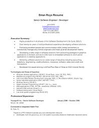 Resume Software Skills Software Skills Resume Resume Badak 78