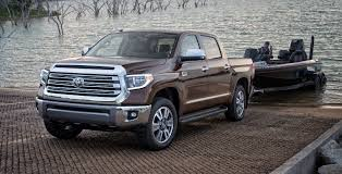 Toyota Tundra Arrives With A Diesel Powertrain - 2018-2019 Pickup ...