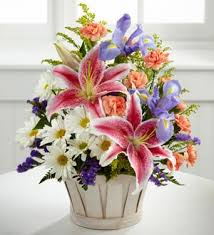 the ftd wondrous nature bouquet bookshelfflorist net easter flowersspring