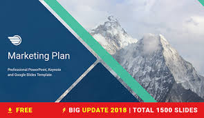 Sample Marketing Plan Powerpoint Marketing Plan Free Powerpoint Template