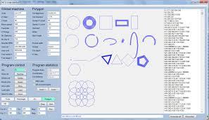 Rectangle Code Cnc Circle Rapid Arcs G Polygon Program Generator A8agxa