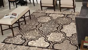 modern tile 7 x 10 rug