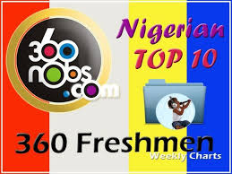 Nigerian Music Charts Top10 360freshmen Of The Week 05 10