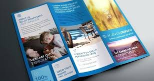 Trifold Brochure Indesign Template Indesign Trifold Brochure Template Fold Title Tri A4 Margines Info
