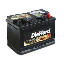 Odyssey Battery Size Chart Diehard 50748 Group Advanced Gold Agm Battery Gp 48