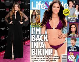 did khloe kardashian lose weight with garcinia cambogia