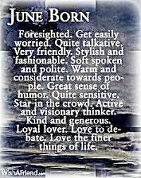 June Borns Quotes