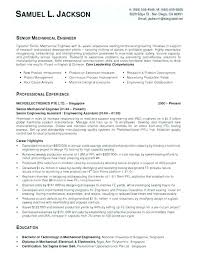 Resume Mission Statement Custom Objective For Engineering Resume Resume With Career Objective Resume
