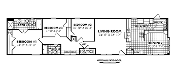 Classy Ideas 5 Bedroom Double Wide  Bedroom IdeasLegacy Mobile Home Floor Plans