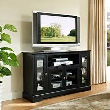 wood corner tv fireplace tv stand for tvs up to 52 multiple within wooden