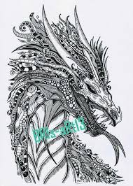 Coloring Pages Of Real Dragons New Realistic Dragon Coloring Pages