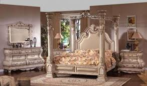 White Canopy Bed Unique 35 Unique Marble Top Bedroom Furniture Smmrs ...
