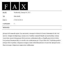 Fax Transmittal Cover Sheet Template Transmittal Cover Sheet - Dtk ...