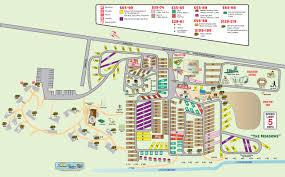 cground site map