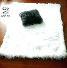 fur rugs for rug faux sheepskin sheepskins fake uk fo faux sheepskin rug