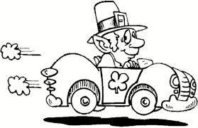 Small Picture Racer Leprechaun Colouring Pages Free Printable Coloring Pages For