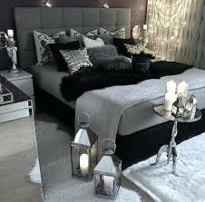 Bedroom Ideas Grey Google Search Black Bedding And White Room ...