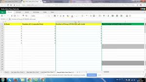 Sales Tracking Chart 045 Template Ideas Sales Tracking Spreadsheet New Sheet And