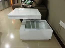 Image Of: Small Adjustable Height Coffee Table