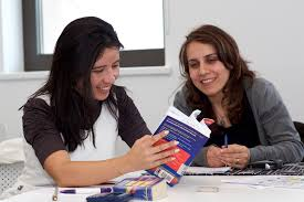 College adult learning english usa